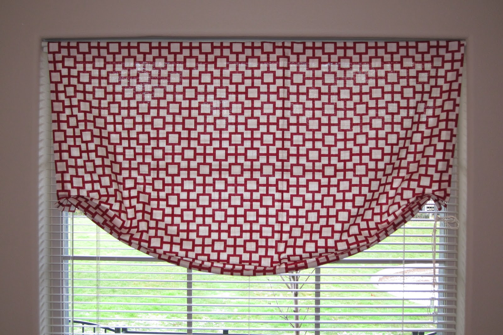 Inspired Whims No Hardware Window Treatments And Valance