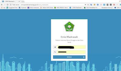 Cara Praktis Masuk Website Emis Online https Cara Praktis Masuk Website Emis Online https://emispendis.kemenag.go.id/emis_madrasah/