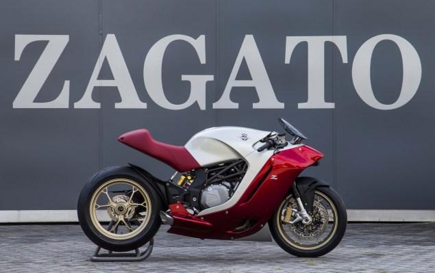 MV Agusta F4Z Rekaan Dari Zagato