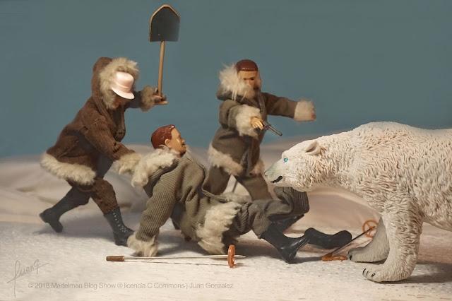 Heroes del Ártico