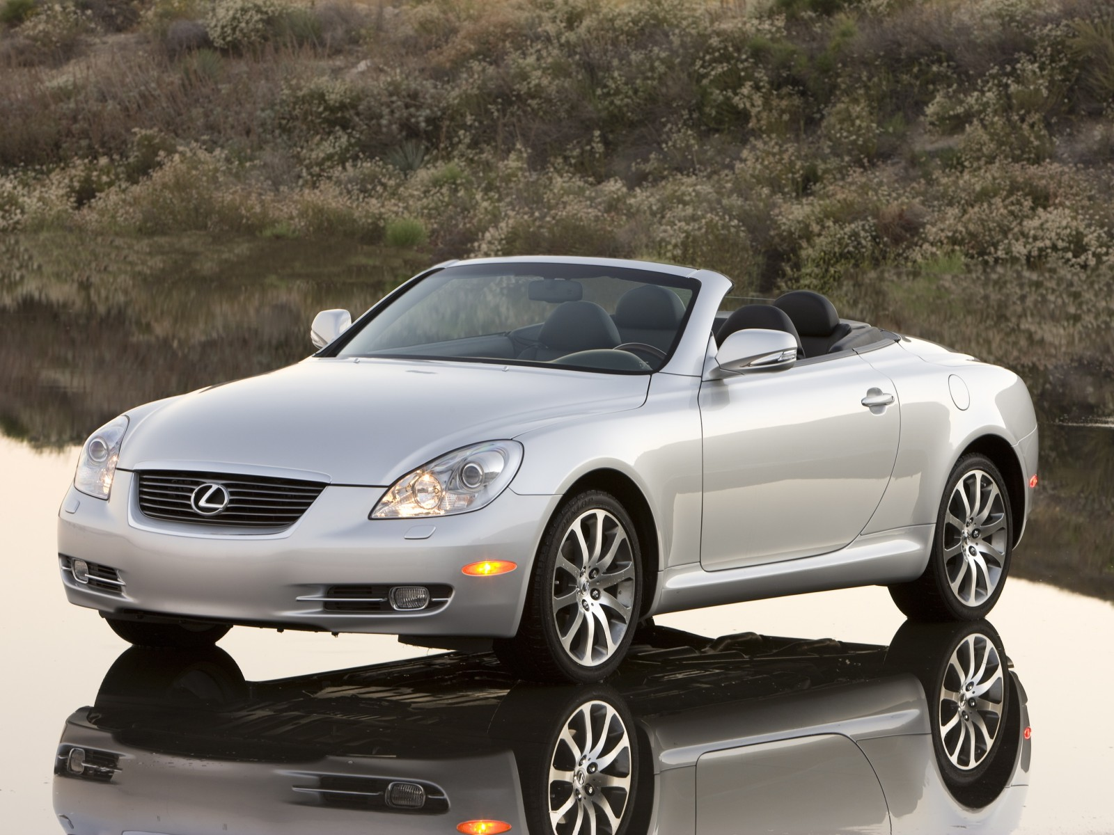2009 Lexus SC 430 Wallpapers Pictures Specifications