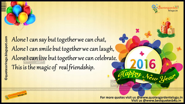 Best happy newyear thoughts for friends sms messages