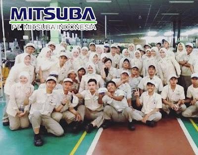 Lowongan Kerja Jobs : Operator Produksi Min SMA SMK D3 S1 PT. Mitsuba Indonesia