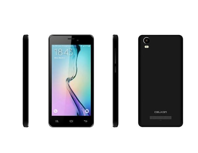 Celkon Q567 Smartphone - Full Details