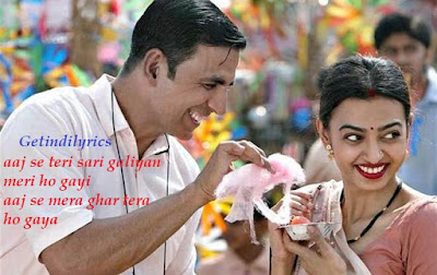 Aaj Se Teri (Padman) Song Lyrics with English Translation and Inner meanings