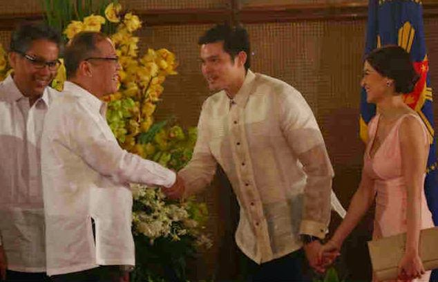 For Noy lang? Dingdong Dantes can't say if he'll help Mar ...