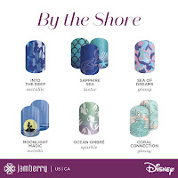 Disney Collection by Jamberry | Kat Stays Polished