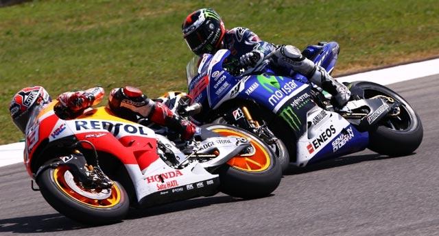 Motot Rossi Bermasalah Jadi Berkah Bagi Jorge Lorenzo