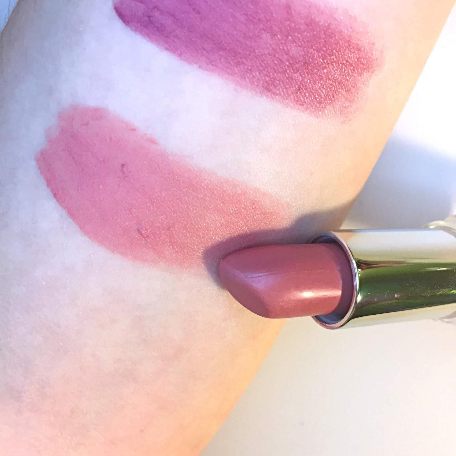 e.l.f. Beautifully Bare Satin Lipstick Touch of Pink