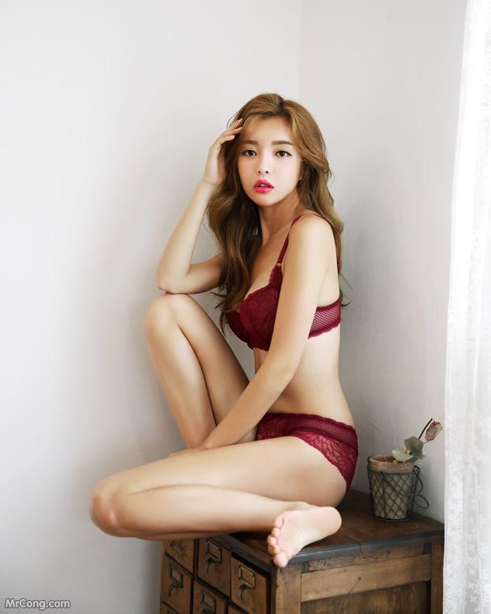 Image Jin-Hee-MrCong.com-008 in post Người đẹp Jin Hee tạo dáng đầy quyến rũ trong bộ sưu tập thời trang nội y (642 ảnh)