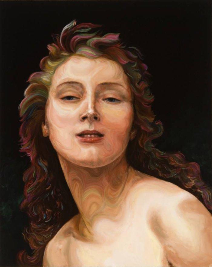 Американский художник. Catherine Bennaton
