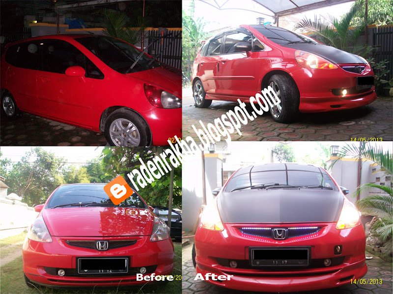 add-ons, stoplamp model mata lebah(Biasa diaplikasi di Honda Jazz vtec  title=