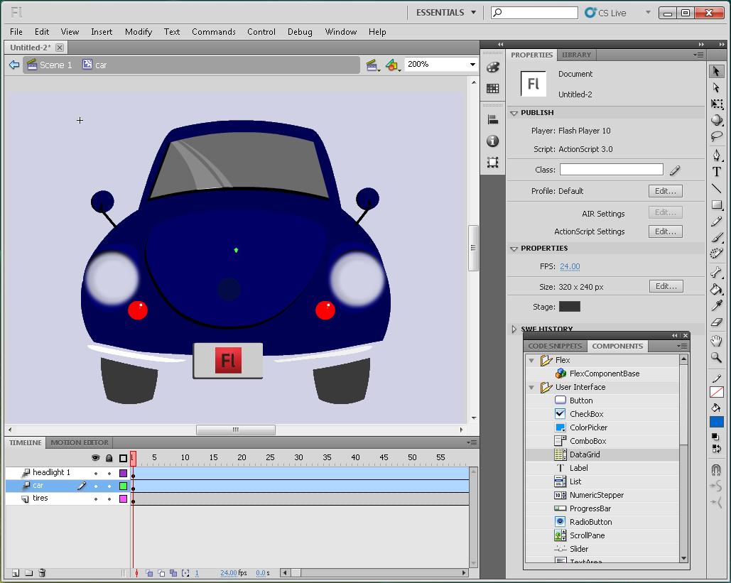 free animation full version download flash