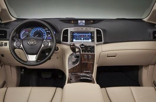 2015 Toyota Venza Release Date