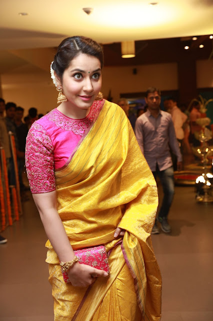 Raashi Khanna at Director Krish Wedding Photos