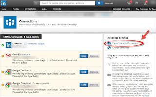 LinkedIn Advanced Settings