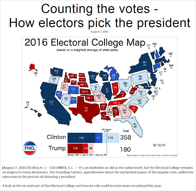 the electoral college vote facts The electoral college is comprised of 538 people, known as electors, chosen nationwide to meet in their home states and cast one vote per person for president and vice president michigan has 16 electors to reflect the number of senators and representatives it has in the us congress.