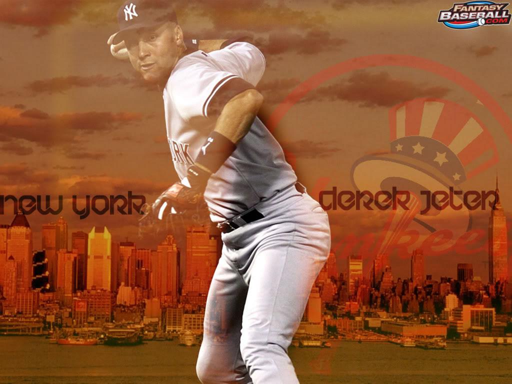 Derek Jeter hd Wallpapers 2012   All About Sports Stars