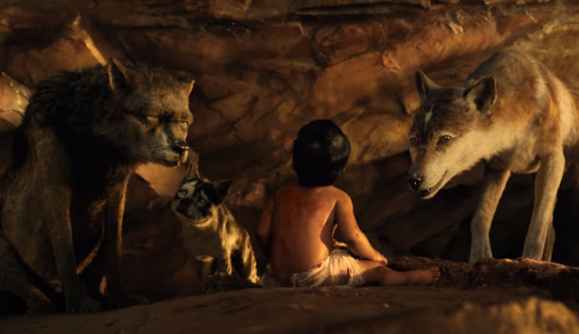 Il mondo degli animali protagonista è il lupo parte terza