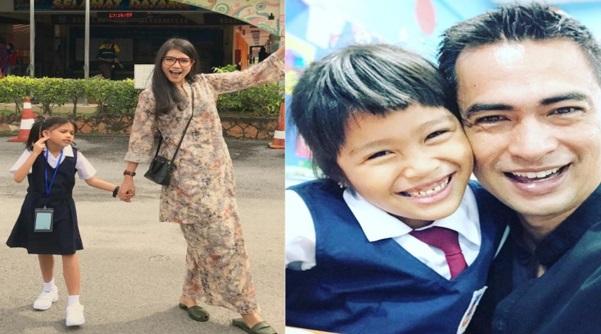 10 Gelagat Anak Selebriti Terkenal Ke Sekolah! Selebriti No 10. Datin Syahida paling win Bukan Anak Buat Masalah Tapi Kali Ni Datin Sendiri Yang