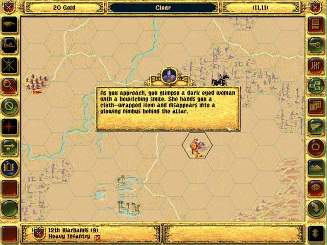 Magical Armor  | Fantasy General Screenshot