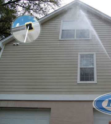 Blue Sky Power Washing for removing mold & algae