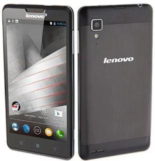Cara Flash Lenovo P780 4 dan 8 GB Mudah