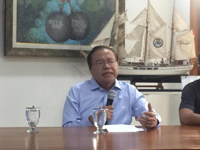 """Rizal Ramli Sindir Pemerintah Jokowi Tidak Pernah Keluarkan Kebijakan Pro Bumiputra: """"Ngomong Aja Kagak"""""""