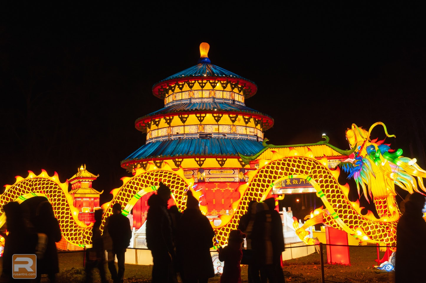 Lielās Ķīnas laternas: Visuma zīmes - 32