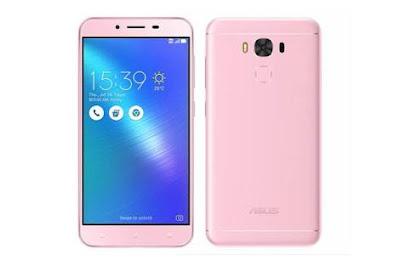 Smartphone Asus Khusus Cewek,Asus Zenfone 3 Max Warna Pink Jadi Rebutan