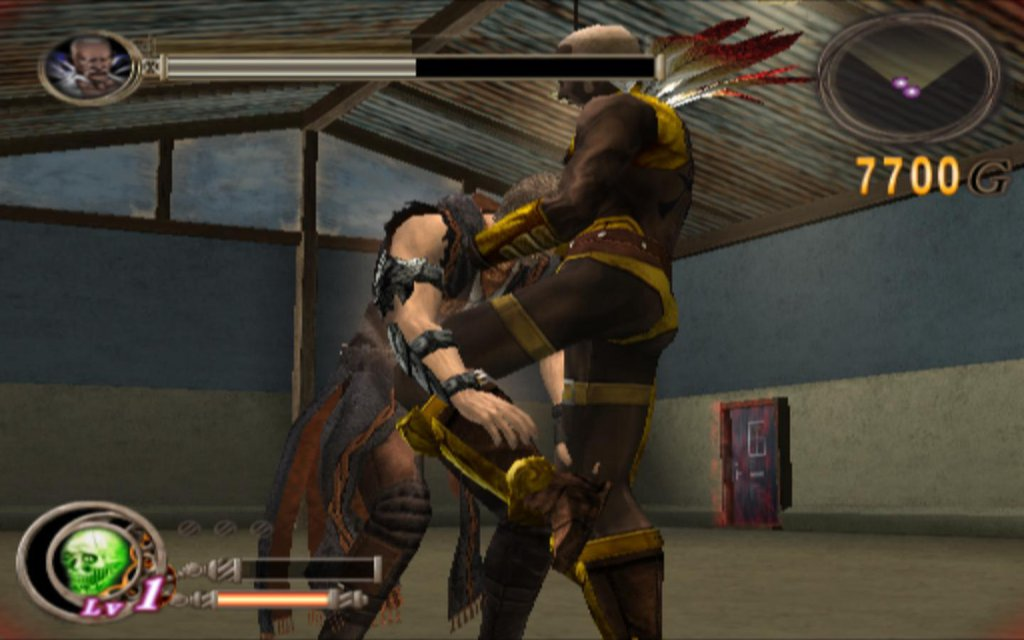 God hand ps2 game online play