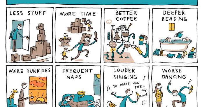 INCIDENTAL COMICS: New Year\'s Resolutions