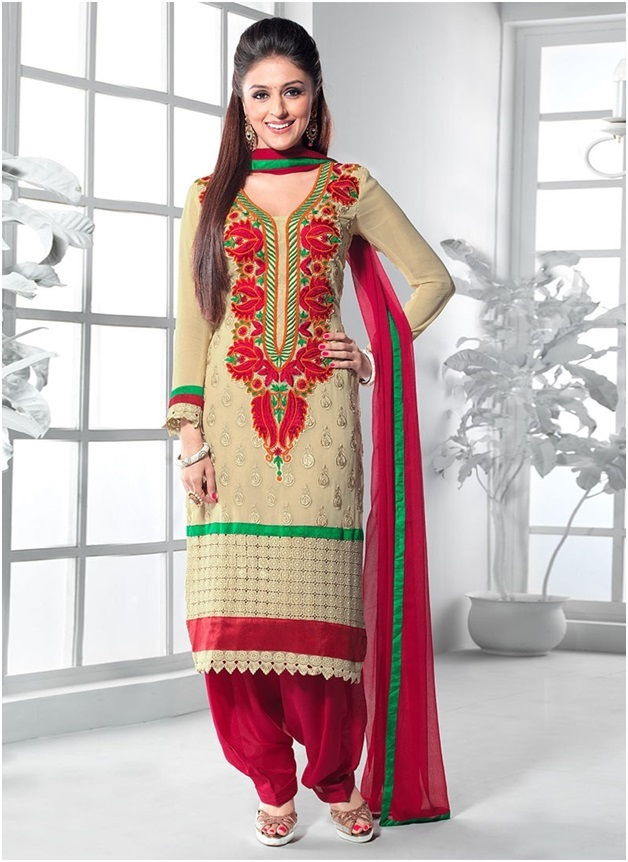 Guide to find the right Salwar Kameez for your Body Type