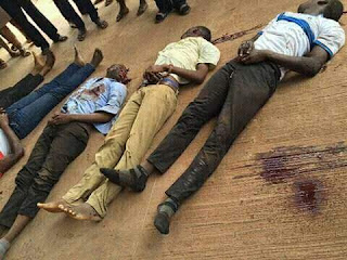 the dead of catholic member in accident