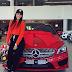 Generations star Thuli Phongolo new car Mercedes Benz