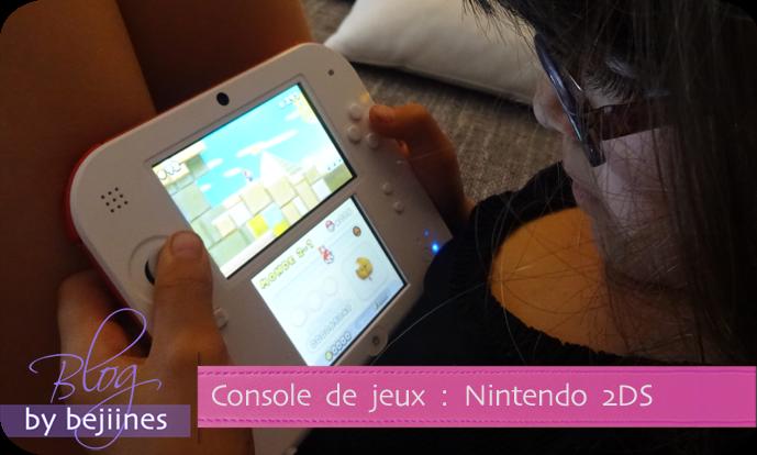 Console Nintendo - 2DS