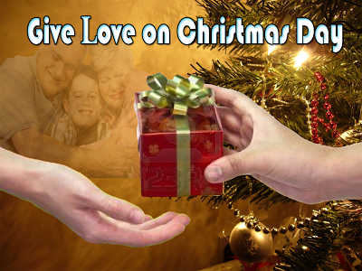 Give Love On Christmas Day.Give Love On Christmas Day The Jackson 5 Music Letter