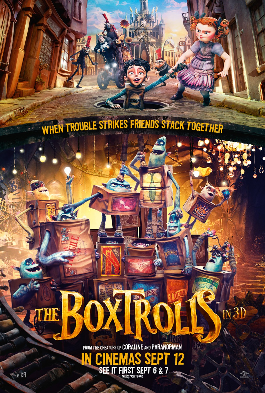 Nonton Film The Boxtrolls (2014)