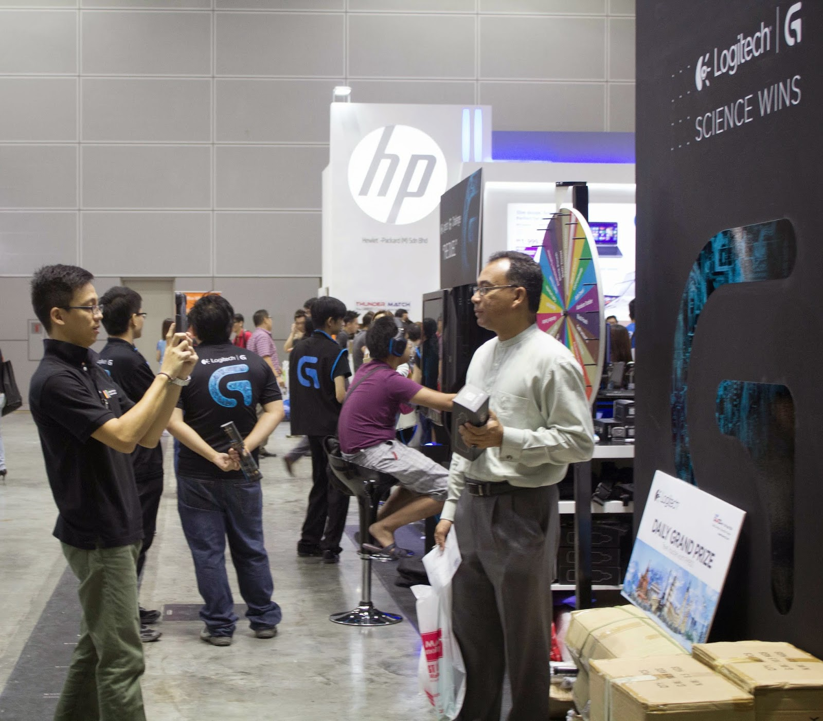 Coverage of PIKOM PC Fair 2014 @ Kuala Lumpur Convention Center 284