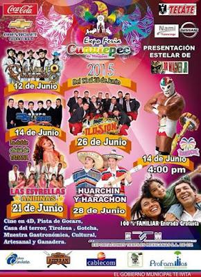Feria Cuautepec 2015