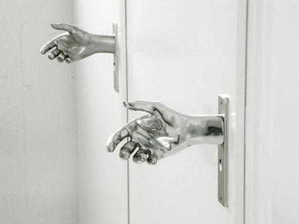 Foto Handle (Gagang) Pintu Unik