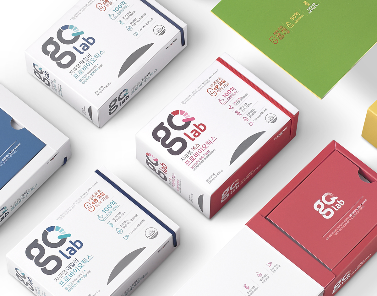 Gqlab On Packaging Of The World Creative Package Design