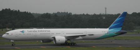 pesawat boeing 777-300er pesawat jet komersial terbesar