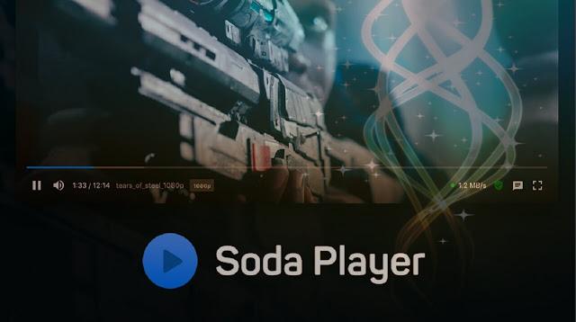 أفضل وأخطر برامج الكمبيوتر شرح برنامج Soda Player الرائع والمدهش بمميزات كثيرة مجانا
