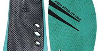 New Balance Insoles 3720 Arch Stability Insole Shoe Teal