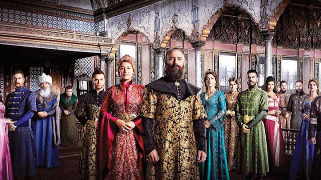 'সুলতান সুলেমান'-এর season 5 এর শেষ পর্ব আজ
