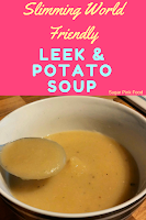 Slimming world leek potato soup recipe
