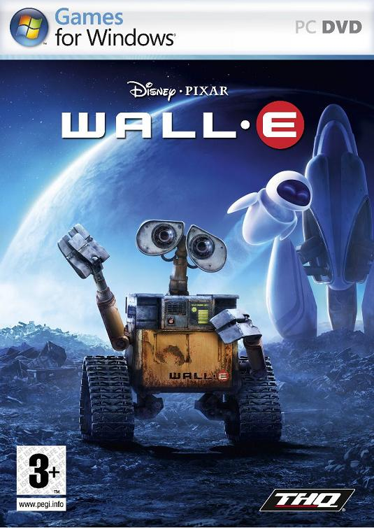 Wall E Free Games Download Gratis Pc Laptop Notebook
