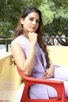 Tanya Hope in Crop top and Trousers Beautiful Pics at her Interview 13 7 2017 ~  Exclusive Celebrities Galleries 158.JPG