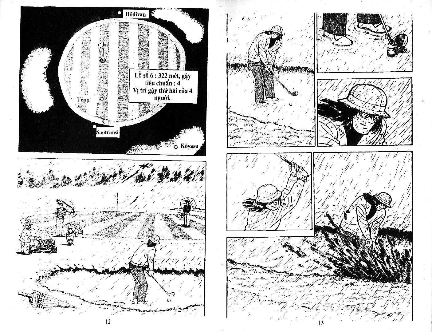 Ashita Tenki ni Naare chapter 27 trang 5